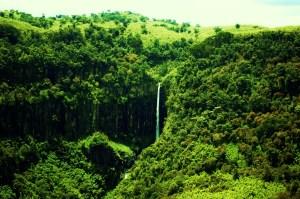 Gura Falls...1,000 ft. tall..