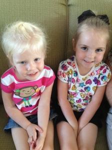 2 cute cousins...