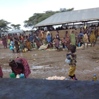 Market Da =y in Kapoeta...