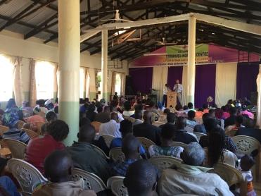 Speaking at EWC